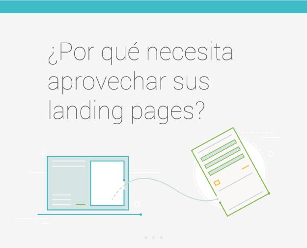 Infografía: ¿Por qué es necesario aumentar el uso de sus landing pages?